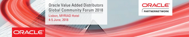 ORACLE VAD Forum 2018