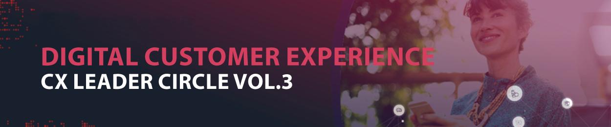 Oracle CX Leader Circle Vol.3